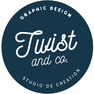 Twist and co graphiste print et web