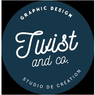 Twist and co graphiste print et web
