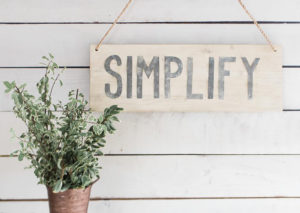 Simplifier son organisation